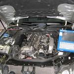 Eine Motordiagnose bei KfZ-Reichert in Lehrberg beginnt mit dem Auslesen des Fehlerspeichers...