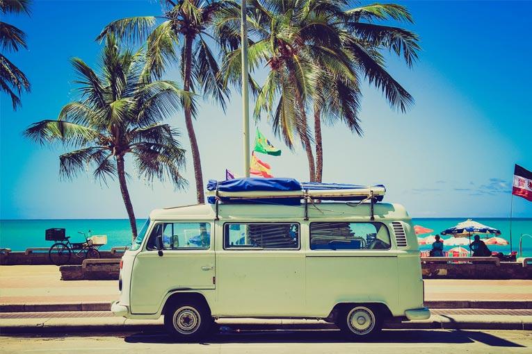 Wir machen Ihr Auto fit für den Urlaub